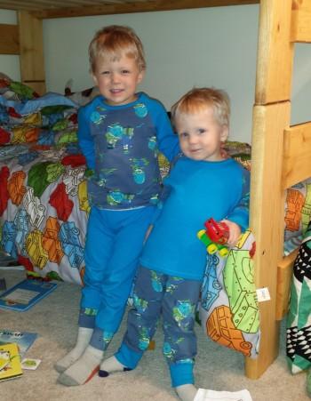 humpty dumpty pajamas
