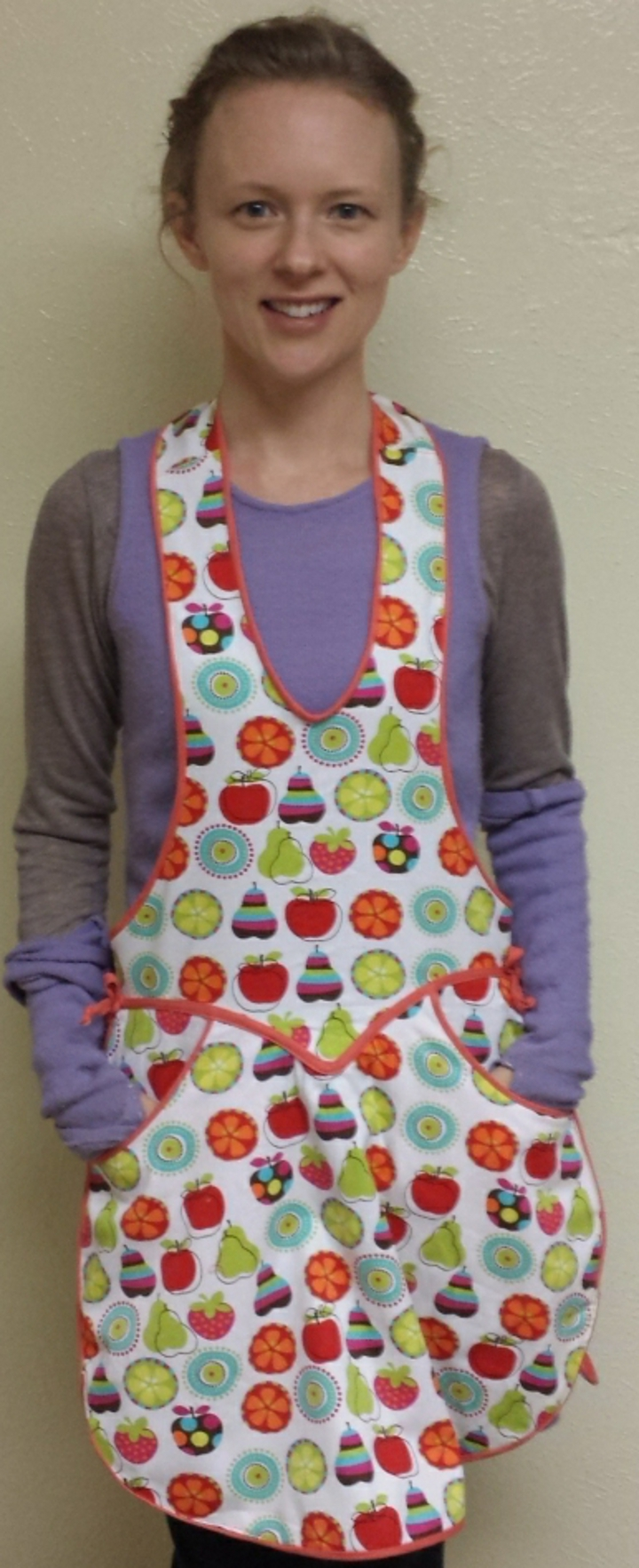 apple aprons