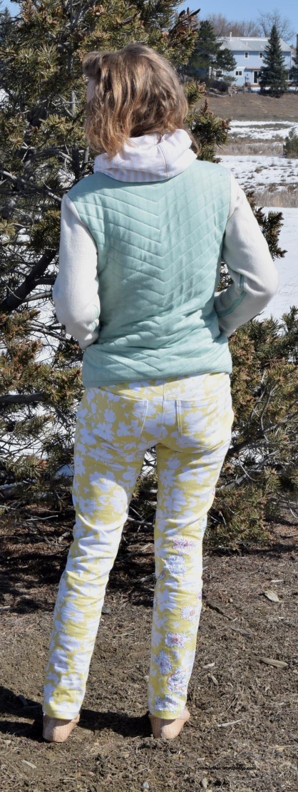 lemonfloralembroideryjeansback